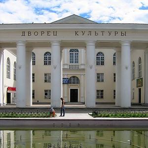 Дворцы и дома культуры Шумерли