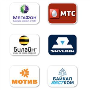 Операторы сотовой связи Шумерли