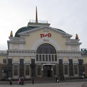 Железнодорожные вокзалы Шумерли